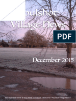 Poulshot Village News - December 2015