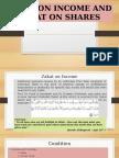 Presentation ZAKAT