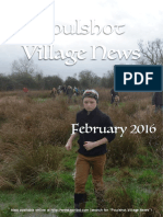 Poulshot Village News - February 2016