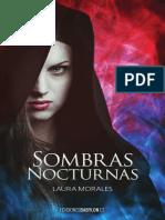 Sombras nocturnas, de Laura Morales