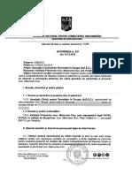 CNCD - Anunt Angajare Primaria M Ciuc