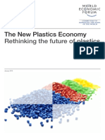 New Plastics Economy Report 2016