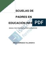 Escuelas de Padres en Educacion Infantil