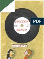 Deficiencia Auditiva ¿Te Suena?