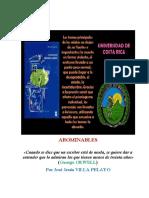 Villa Pelayo Sobre «Abominables»