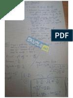Soluzione Primo Problema Simulazione Seconda Prova Fisica 2016