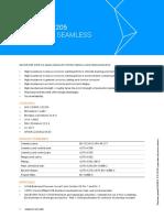 Datasheet Sandvik Saf 2205 En