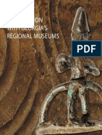 Cooperation With Georgia's Regional Museums