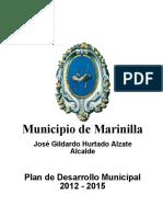 Plan de Desarrollo Municipal 2012 2015 Marinilla Nuestro Compromiso Completo