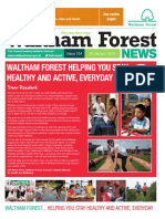 Waltham Forest News 25th January 2016