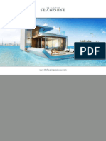 The Floating Seahorse Brochure With Quality Specification(Pages)