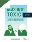 Un asunto tóxico