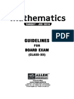 Maths Guidelines for Board Exams.pdf