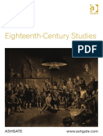 Eighteenth Century Studies 2015