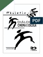 Dialogo s Cinema Escola