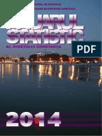 Anuarul Statistic Constanta 2014