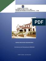UNIR - Matriz Orçamentaria 2016