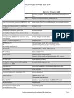 GreenLearner LEED GA Pocket Stkmkudy Guide