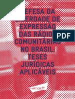 Defesa da Liberdade de Expressão das Rádios Comunitárias no Brasil