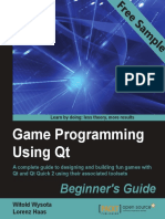 Game Programming Using Qt - Sample Chapter