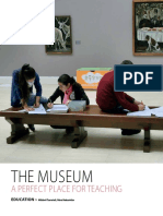 The Museum - A Perfect Place for Teaching