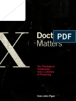 Doctrine Matters En