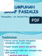 PARESE NERVUS FASIALIS.ppt