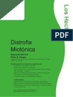 Distrofia Miotonica Harper 2013