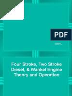 4-2 Stroke Diesel