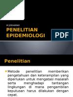 4-PENELITIAN EPIDEMIOLOGI