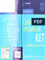 1 Common Mistakes at KET 2