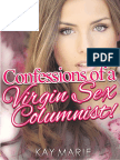 Confessions of a Virgin Sex Columnist