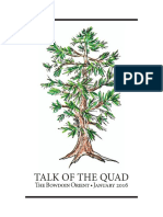 Talk of the Quad