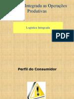 Logística Integrada - Processos Produtivos