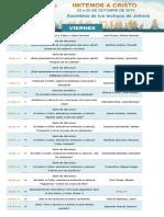 Programa Regional 2015