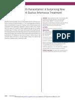 Ductus Arteriosis Pct