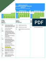 Calendário 2015.2 - Campus Mucuri