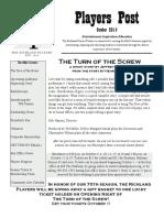 RPeNewsletter October 2014