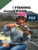 2016 Utah Fishing Guidebook
