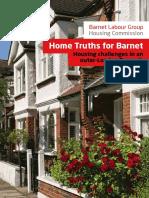 Barnet Labour Housing Commission Report