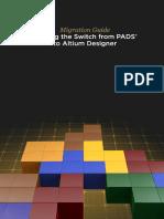 Altium Designer PADS Migration Guide