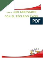 Atajos Teclado Excel