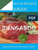 Livro de Receitas Dukan -