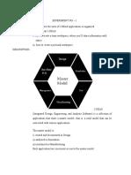 CAE Lab  manuals