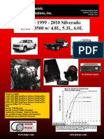 Chevy Silverado 1500-3500 4.8L-5.3L-5.3L-6.0L 2010-1999