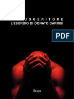 Il suggeritore, Donato Carrisi, il caso editoriale