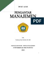 Pengantar Manajemen Bambang Setyo Pambudi