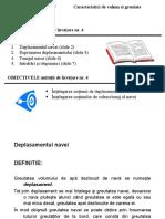 PM_Unit 4. Caracteristici de Volum Si Greutate