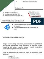 PM_Unit 7. Elemente de Constructie