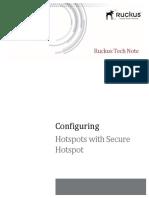 Secure Hotspot Configuration